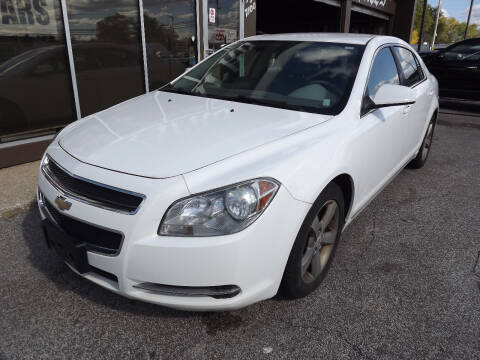 2011 Chevrolet Malibu for sale at Arko Auto Sales in Eastlake OH
