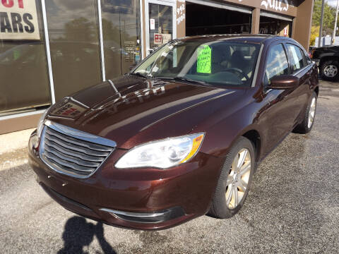 2012 Chrysler 200 for sale at Arko Auto Sales in Eastlake OH