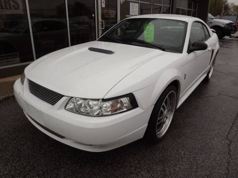 2001 Ford Mustang for sale at Arko Auto Sales in Eastlake OH