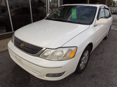 2000 Toyota Avalon for sale at Arko Auto Sales in Eastlake OH