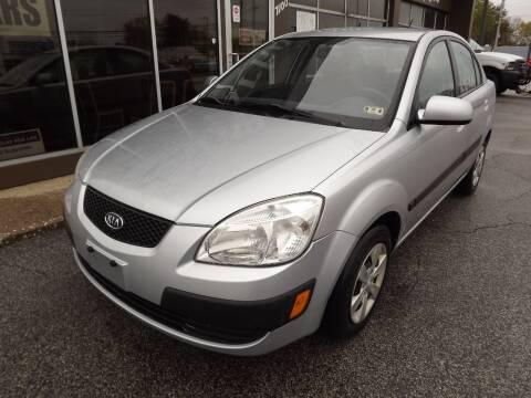 2009 Kia Rio for sale at Arko Auto Sales in Eastlake OH