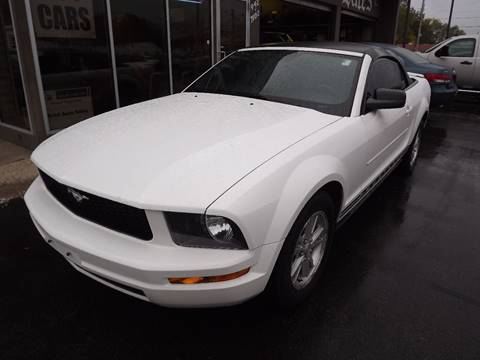 2007 Ford Mustang for sale in Eastlake, OH
