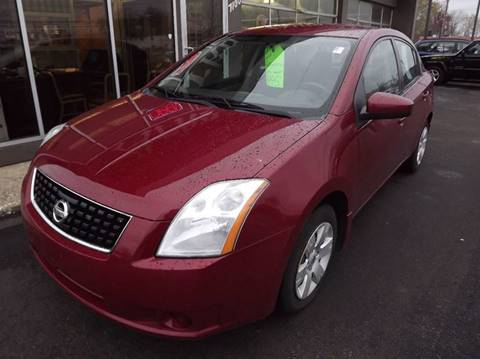 2008 Nissan Sentra for sale in Eastlake, OH