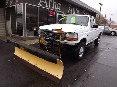 1994 Ford F-250 for sale in Eastlake, OH