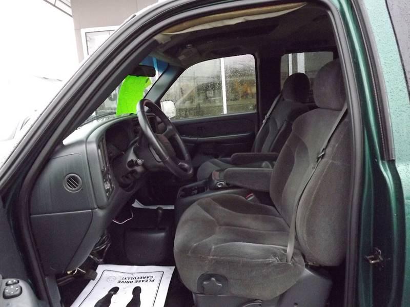 2000 GMC Sierra 2500 3dr SL 4WD Extended Cab SB HD - Eastlake OH