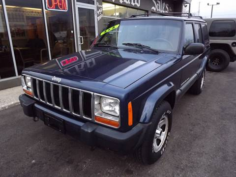 2001 Jeep Cherokee for sale in Eastlake, OH
