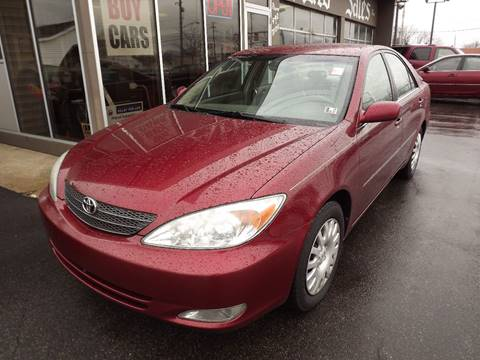2004 Toyota Camry for sale in Eastlake, OH