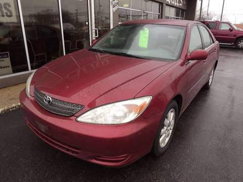 2002 Toyota Camry for sale in Eastlake, OH