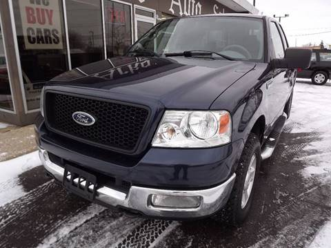 2004 Ford F-150 for sale in Eastlake, OH