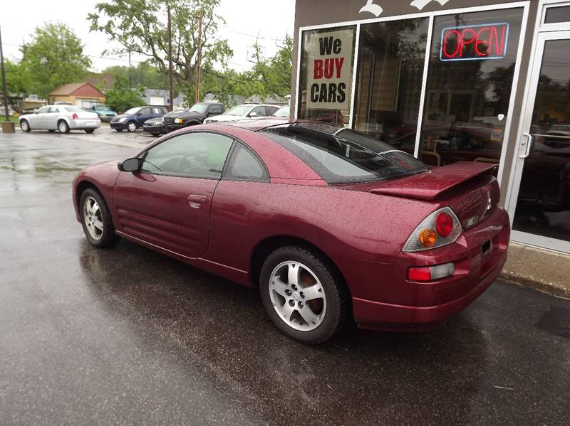 2003 Mitsubishi Eclipse GS 2dr Hatchback - Eastlake OH