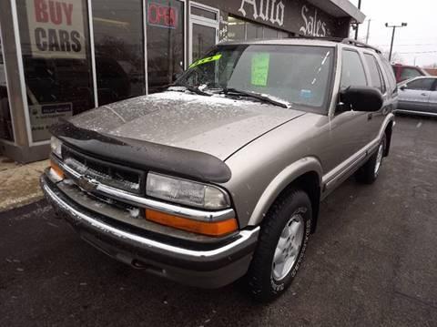 2000 Chevrolet Blazer for sale in Eastlake, OH