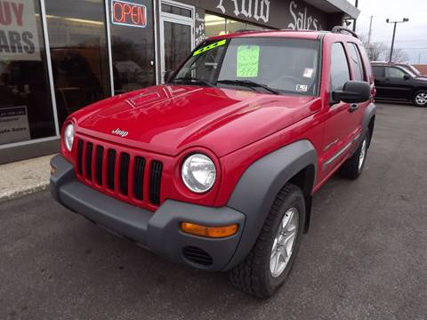 2002 Jeep Liberty for sale in Eastlake, OH