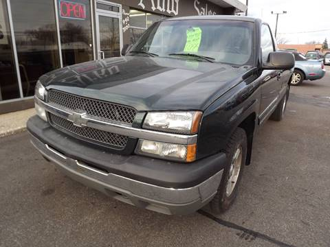2004 Chevrolet Silverado 1500 for sale in Eastlake, OH
