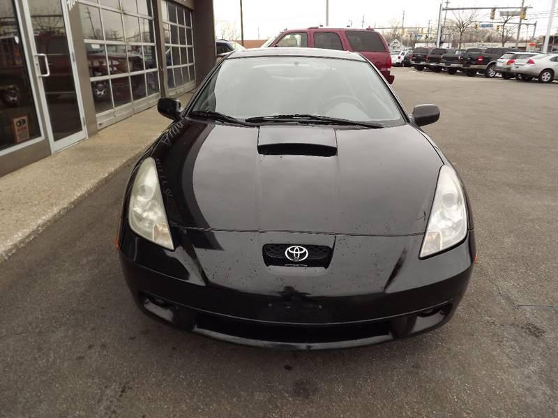 2000 Toyota Celica GT 2dr Hatchback - Eastlake OH