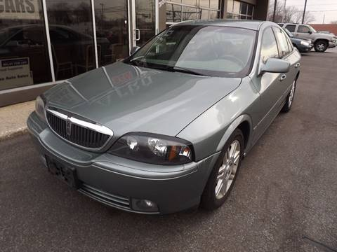 2003 Lincoln LS for sale in Eastlake, OH