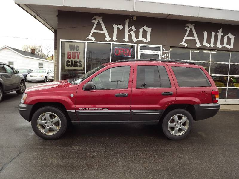2004 Jeep Grand Cherokee 4dr Special Edition 4WD SUV - Eastlake OH