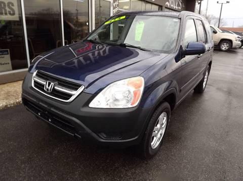 2004 Honda CR-V for sale in Eastlake, OH
