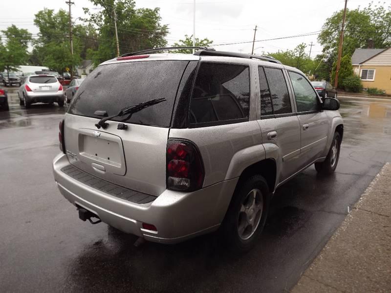 2006 Chevrolet TrailBlazer LT 4dr SUV 4WD - Eastlake OH