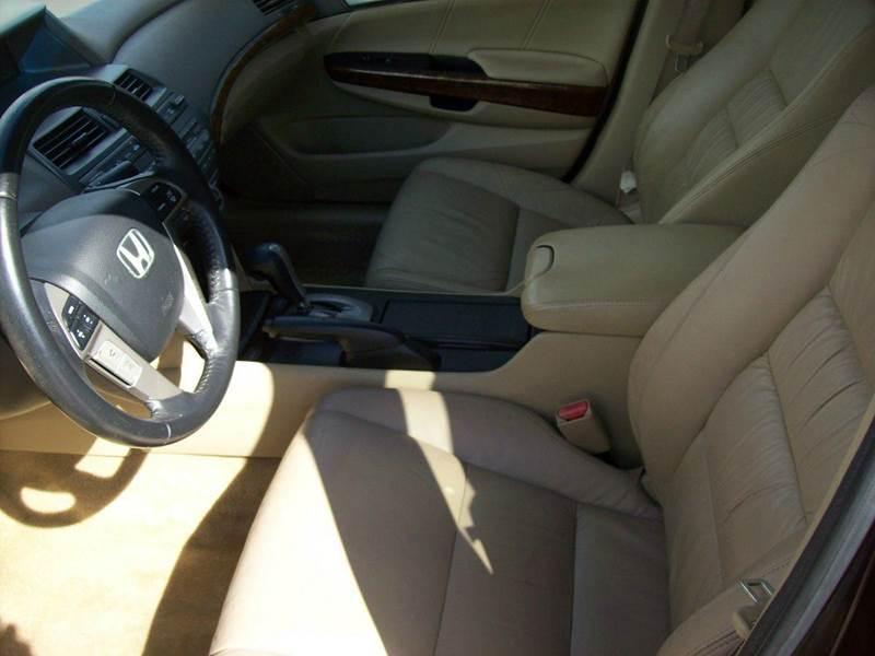 2010 Honda Accord EX-L V6 4dr Sedan - Baytown TX