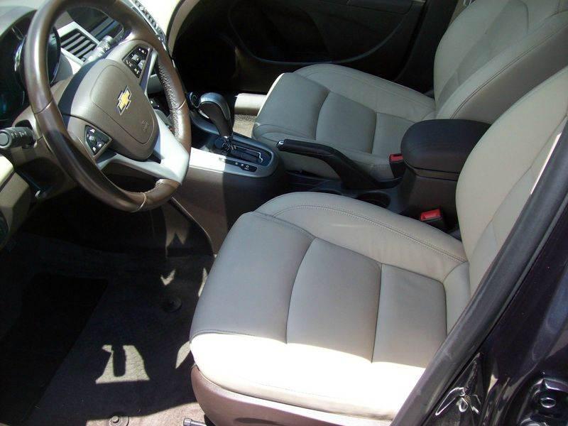 2014 Chevrolet Cruze 2LT Auto 4dr Sedan w/1SH - Baytown TX