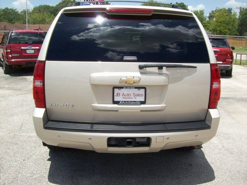 2007 Chevrolet Tahoe LTZ 4dr SUV - Baytown TX