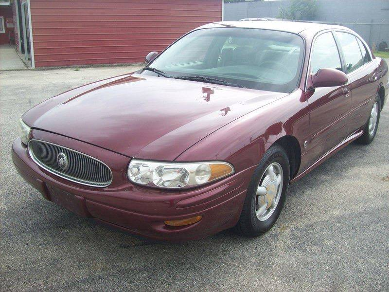 2000 Buick LeSabre Custom 4dr Sedan - Baytown TX