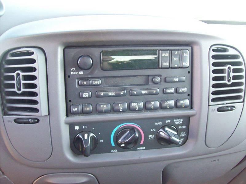 2001 Ford F-150 4dr SuperCrew XLT 2WD Styleside SB - Baytown TX