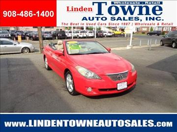 2006 Toyota Camry Solara for sale in Linden, NJ