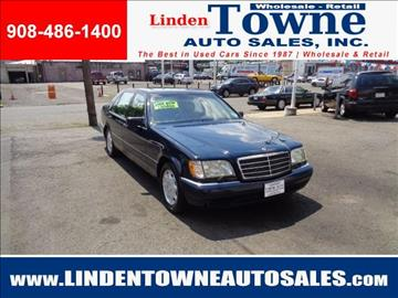 1996 Mercedes-Benz S-Class for sale in Linden, NJ