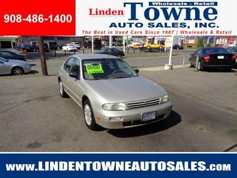 1997 Nissan Altima for sale in Linden, NJ
