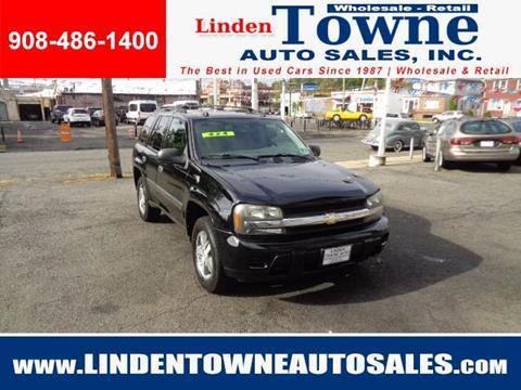 2005 Chevrolet TrailBlazer for sale in Linden, NJ