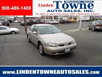 1999 Oldsmobile Cutlass for sale in Linden, NJ