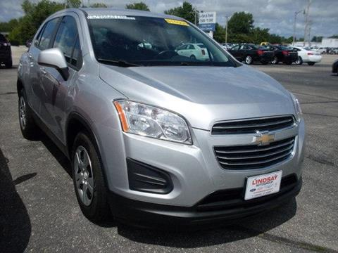 2015 Chevrolet Trax for sale in Lebanon, MO