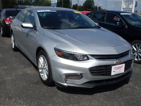 2016 Chevrolet Malibu for sale in Lebanon, MO