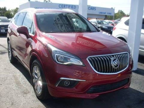 2017 Buick Envision for sale in Lebanon, MO