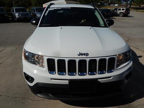 2012 Jeep Compass for sale in Lebanon, MO