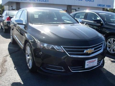 2017 Chevrolet Impala for sale in Lebanon, MO