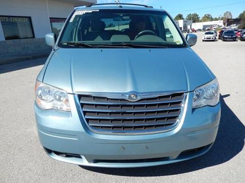 2008 Chrysler Town and Country for sale in Lebanon, MO