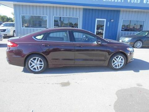 2013 Ford Fusion for sale in Lebanon, MO