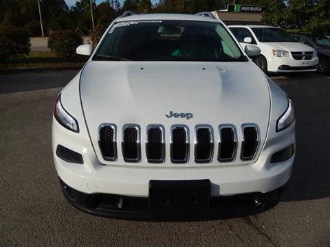 2014 Jeep Cherokee for sale in Lebanon, MO