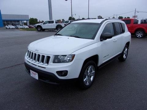2015 Jeep Compass For Sale At Lindsay Chevrolet In Lebanon MO
