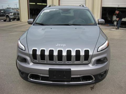 2016 Jeep Cherokee For Sale At Lindsay Chevrolet In Lebanon MO