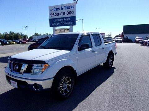 Amazing 2008 Nissan Frontier For Sale At Lindsay Chevrolet In Lebanon MO