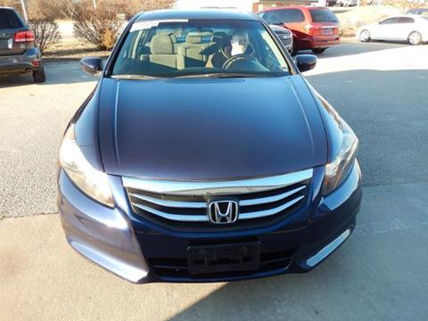2011 Honda Accord for sale in Lebanon, MO