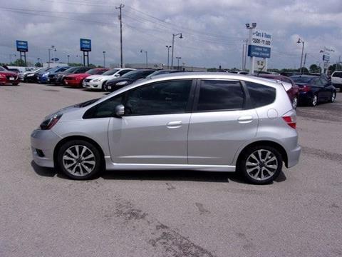 2012 Honda Fit for sale in Lebanon, MO