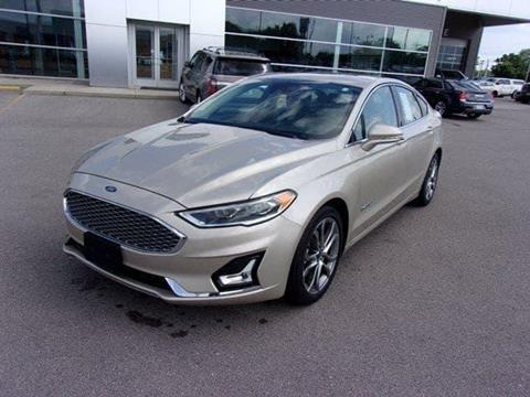 2019 Ford Fusion Hybrid for sale in Lebanon, MO