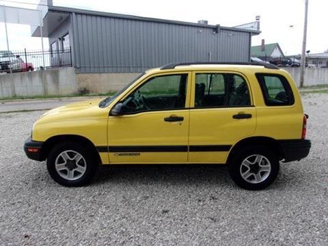 2003 Chevrolet Tracker for sale in Lebanon, MO