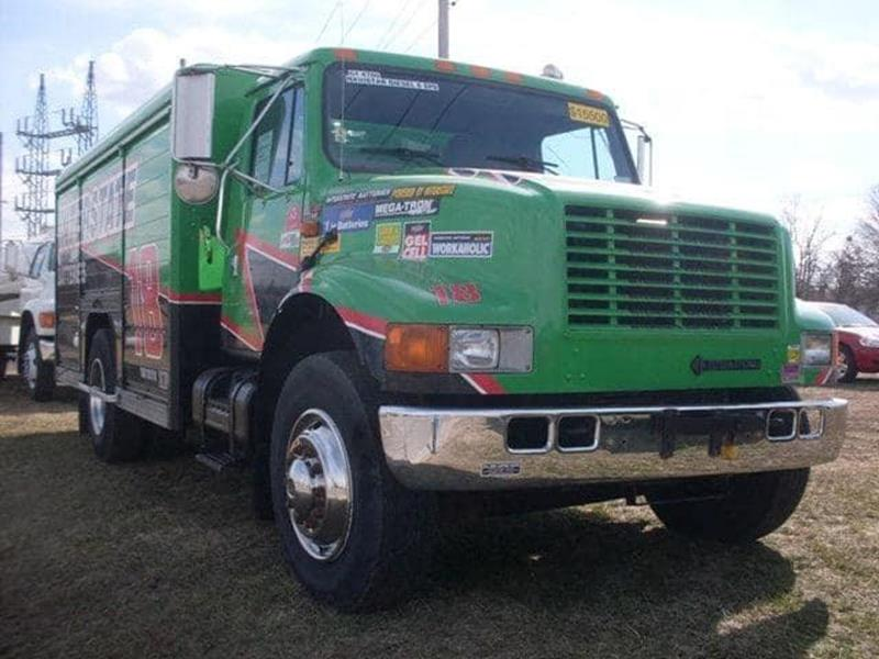 2001 International 4700 Series 4700 In Lebanon MO Lindsay