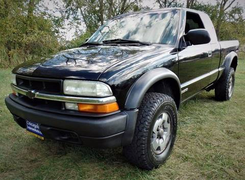 2003 Chevrolet S-10 for sale in New Lenox, IL