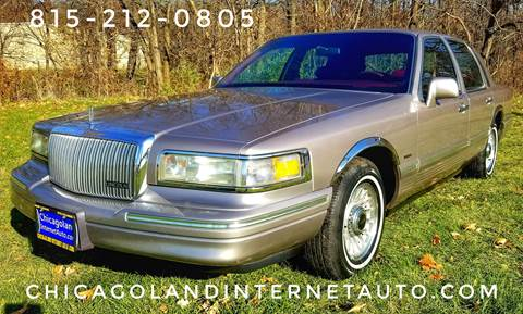 1995 Lincoln Town Car For Sale Carsforsale Com